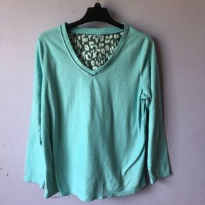 Long Sleeve Pajama Top